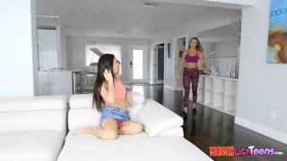 Streaming porn video still #1 from Moms Lick Teens Vol. 10