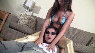 Streaming porn video still #2 from American Femdom