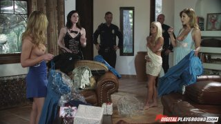 Streaming porn video still #1 from Bridesmaids