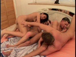 Streaming porn video still #8 from 4Some Bi Swingers
