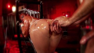 Streaming porn video still #6 from Oil Overload #2