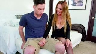 Streaming porn video still #2 from Kianna Dior: Busty Asian Cum Slut 4