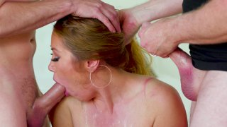 Streaming porn video still #4 from Kianna Dior: Busty Asian Cum Slut 4