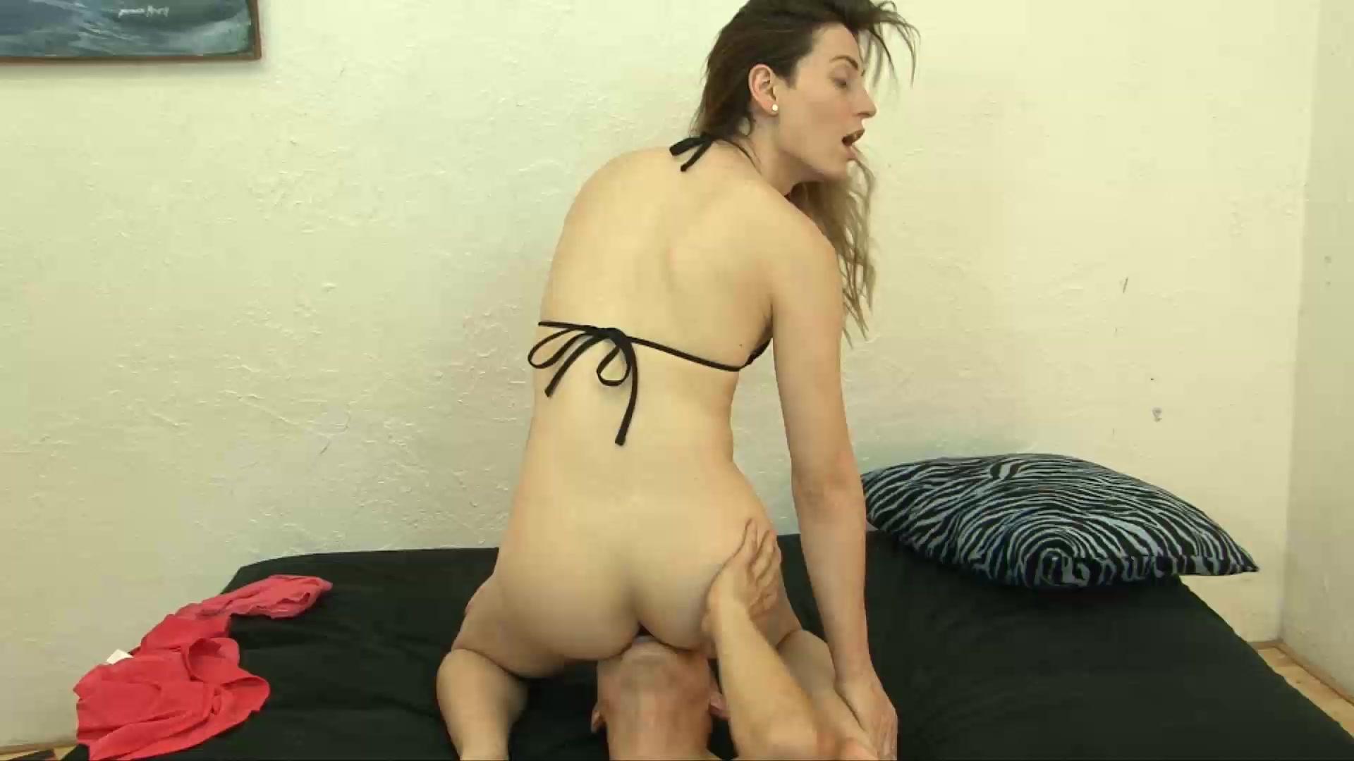 anal ass worship