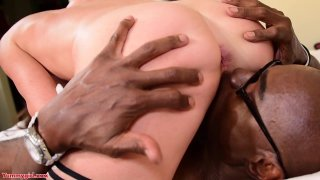 Streaming porn video still #8 from Yummy Snow Bunny Collection #2