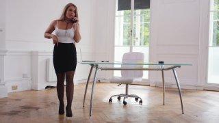 Streaming porn video still #1 from Cute Secretaries