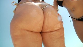Streaming porn video still #1 from Glorious Asses