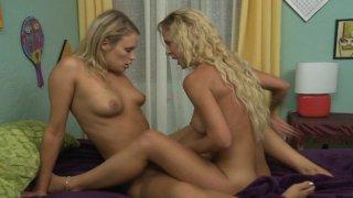 Streaming porn video still #8 from Heather Starlet & Her Girlfriends