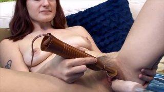 Streaming porn video still #4 from Violation Of Violet Monroe