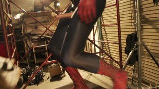 Streaming porn video still #5 from Spider-Man XXX 2: An Axel Braun Parody