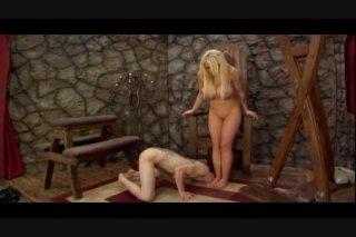 Streaming porn video still #7 from Femdom Ass Worship 9