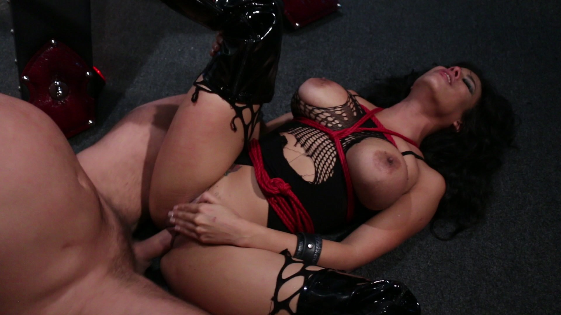 This girl Bound domination dvds sexy