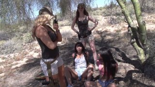 Streaming porn video still #2 from Lesbian Border Crossings