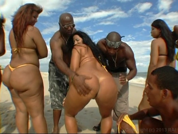 Big Bubble Butt Brazilian Orgy Clips