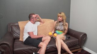 Streaming porn video still #1 from Twisted Family Threeways