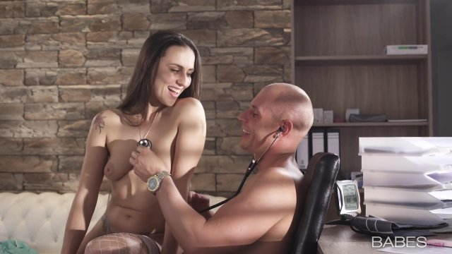 Streaming porn video still #4 from Office Nymphs 2