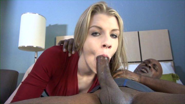 Ass fuck 1st big black cock work! want