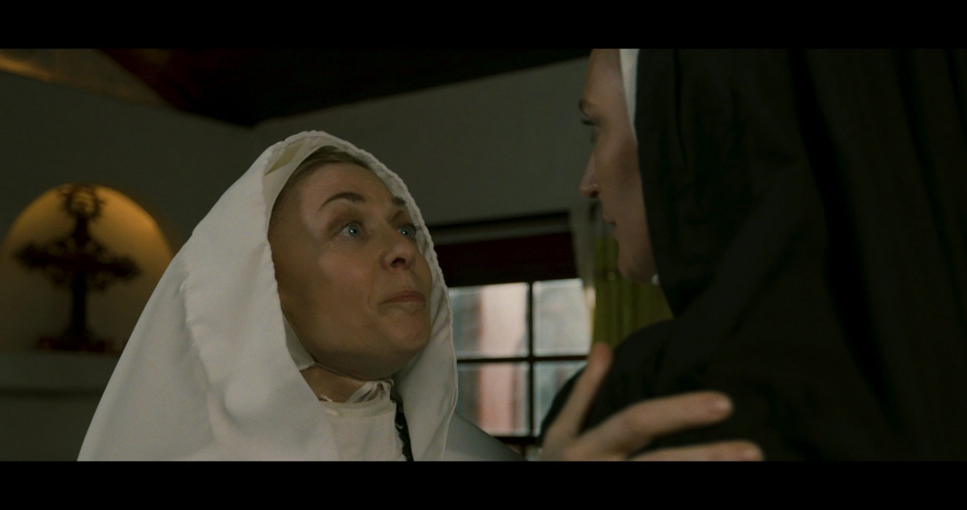 image Images of a convent blowjob scene