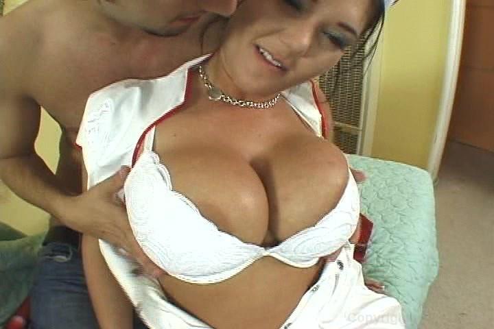 big boob nurse squirting
