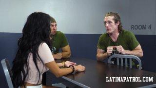Streaming porn video still #2 from Latina Patrol: Monica Asis