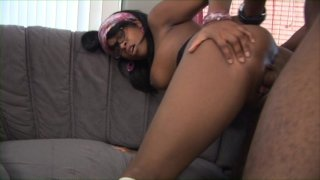 Streaming porn video still #6 from Yo! Fuck My Juahcy Ebony Ass