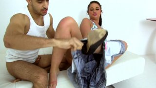 Streaming porn video still #6 from College Cum Collectors 3