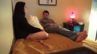 Streaming porn video still #1 from James Deen's Amateur Applications 4