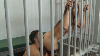 Streaming porn video still #1 from Trans Prison