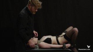 Streaming porn video still #5 from Bound 2 Please Dungeon