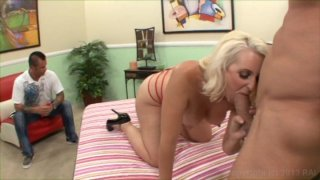 Streaming porn video still #1 from Horny Milfs Down to Fuck
