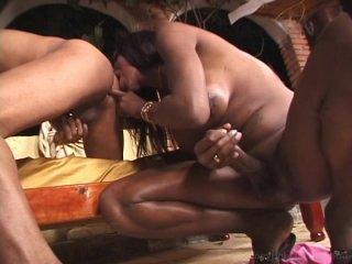 Streaming porn video still #3 from Ebony Shemales