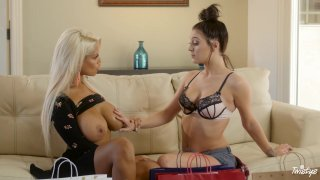 Streaming porn video still #2 from Mom Knows Best 4