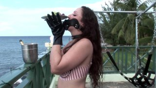 Streaming porn video still #2 from Fetish Island 2