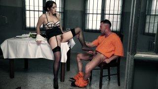 Streaming porn video still #5 from Prisoner, The