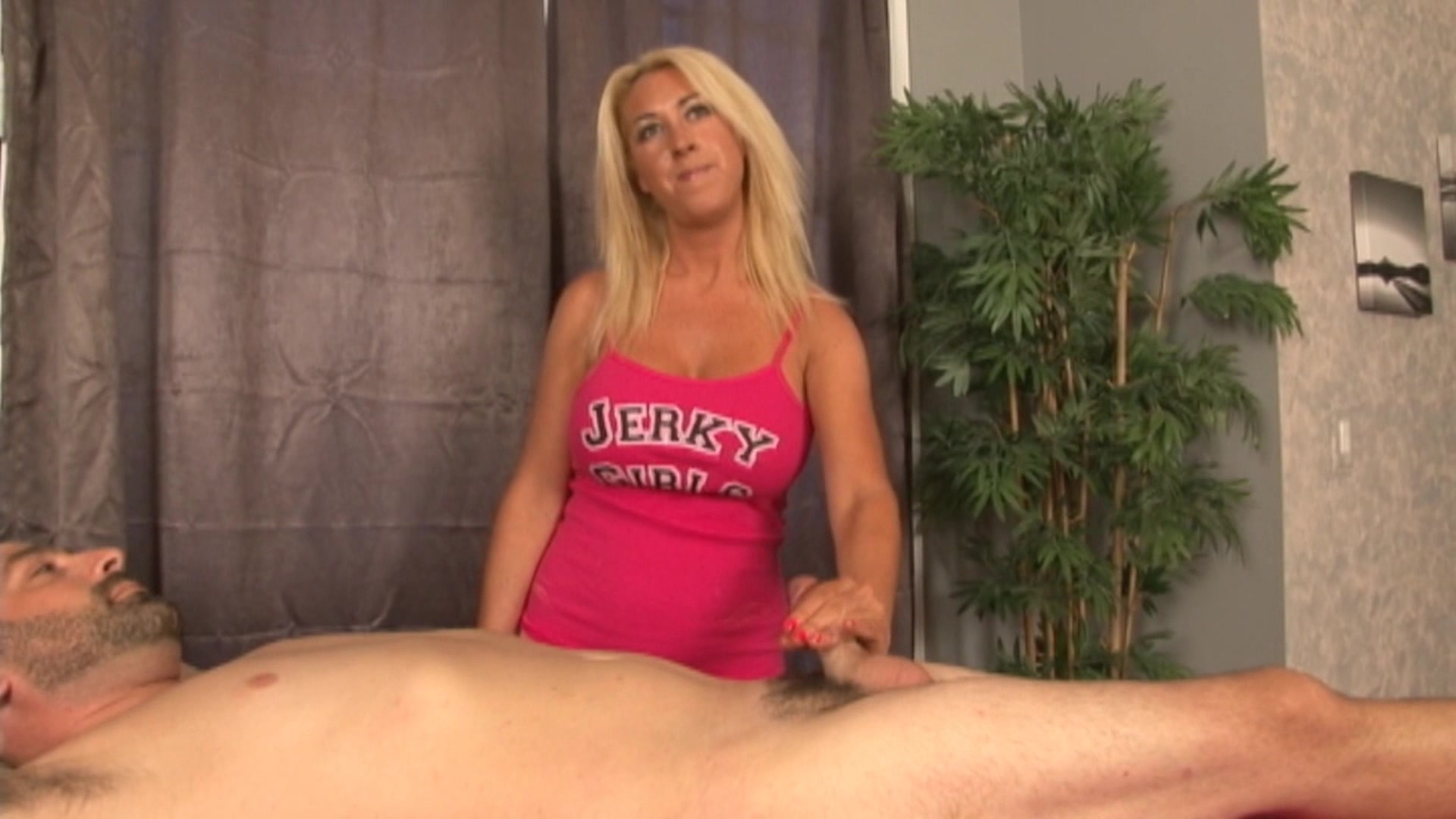 Busty blonde loves the cock