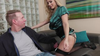 Streaming porn video still #2 from AJ Applegate Is Evil