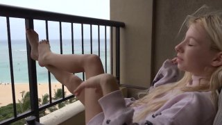Streaming porn video still #8 from Tiny Petite Treats