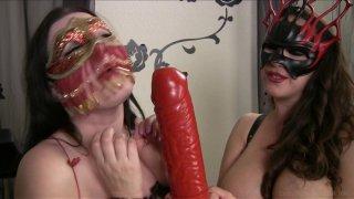 Streaming porn video still #9 from Masquerade