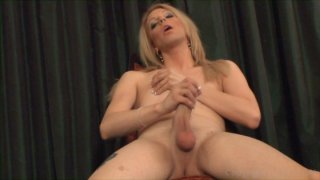 Streaming porn video still #6 from She-Male Strokers 45