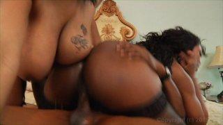 Streaming porn video still #4 from Ebony Angels