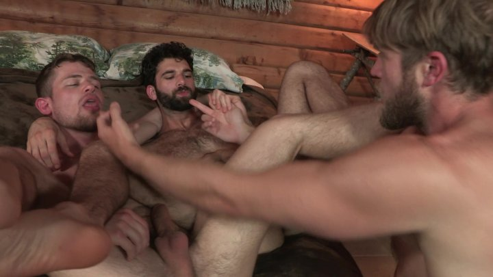 Streaming porn video still #1 from Trapped