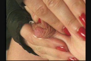 Streaming porn scene video image #4 from Female Dom Lactates Her Submissive Dry