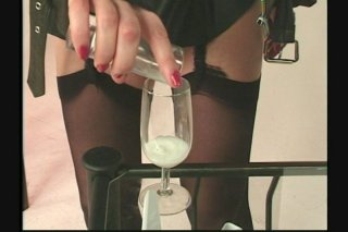 Streaming porn scene video image #8 from Female Dom Lactates Her Submissive Dry