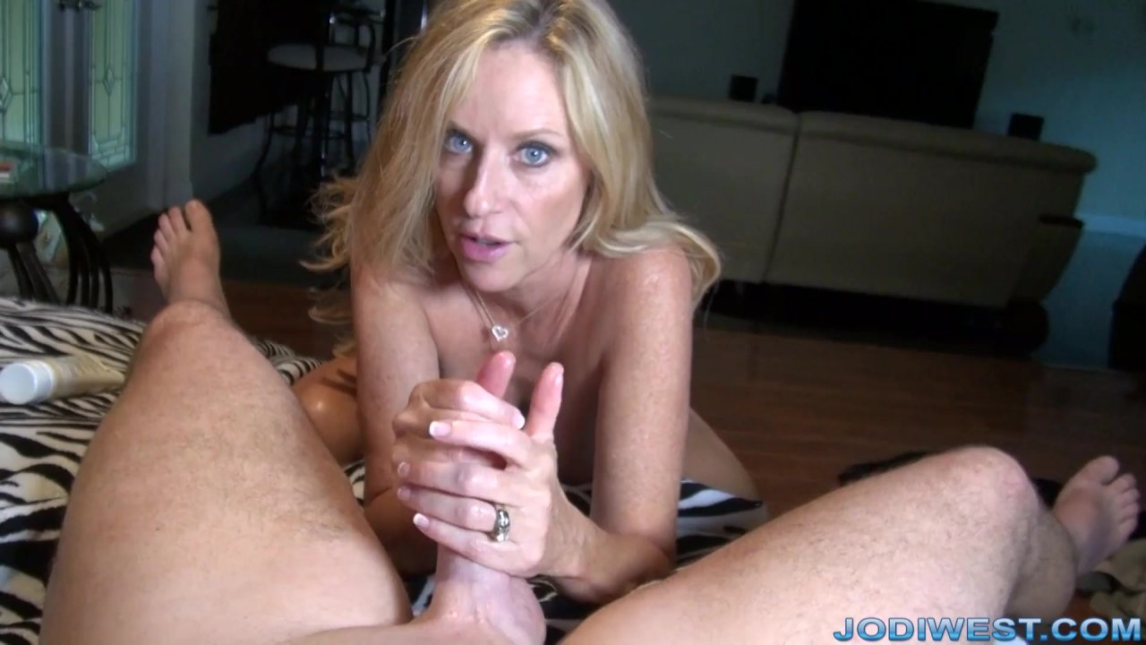Jodi West Hand Job