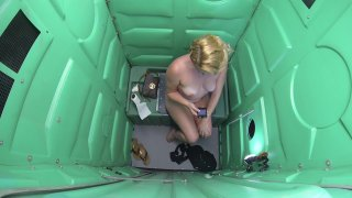 Streaming porn video still #4 from Real Public Glory Holes 3