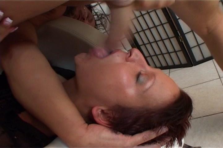 Bbw wife squeezing balls until cum