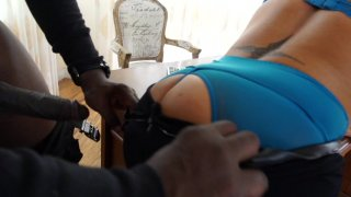 Streaming porn video still #3 from Lexington Steele Housewives Demolition 2