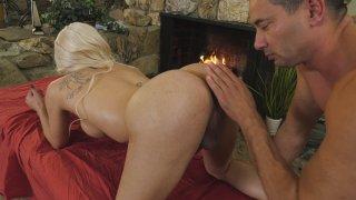 Streaming porn video still #5 from Trans Massage