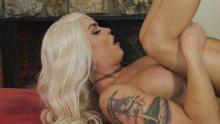 Streaming porn video still #7 from Trans Massage