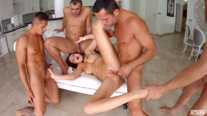 Naked only gonzo gangbang sex acts tamil